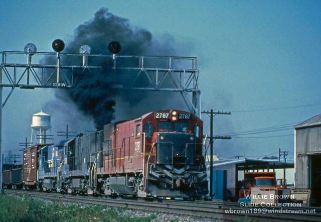 U23B 2787 at Middletown, Ohio Sept. 12th. 1979