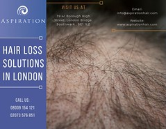 Hair Loss Solutions in London