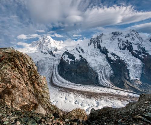 The Glacier near Zermatt
