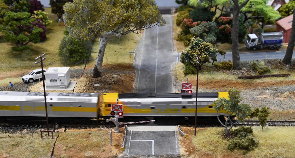 Ettamogah, Epping Model Railway Exhibition, Rosehill, Sydney, NSW.