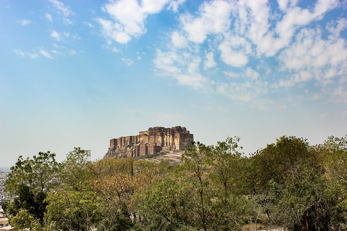 Mehrangarh Fort, Jodhpur | by Tugging the Luggage