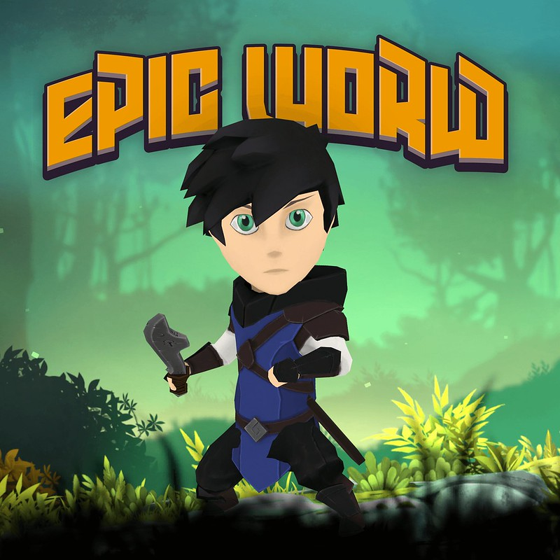 Thumbnail of Epic World on PS4