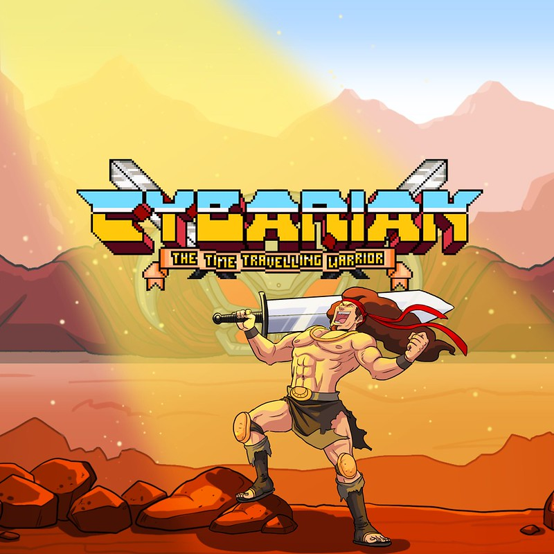 Thumbnail of Cybarian: The Time Travelling Warrior on PS4