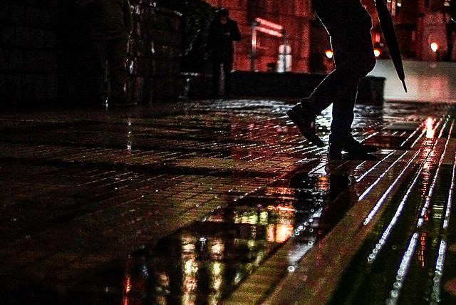 #rain #chile #reflejos