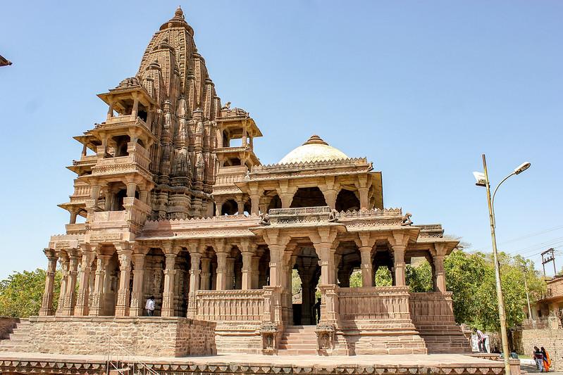 Cenotaph at Mandore, Jodhpur