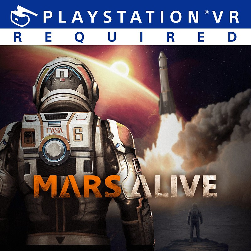Thumbnail of Mars Alive on PS4