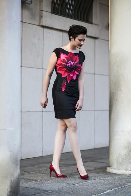 Pinafore dress 1