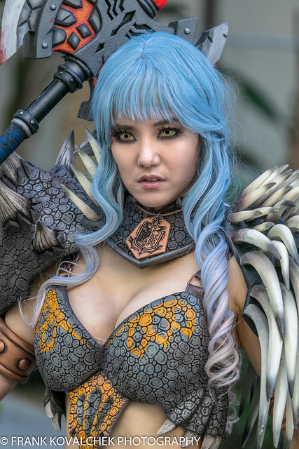 Cosplayer(s) at the 2019 Wondercon - Saturday