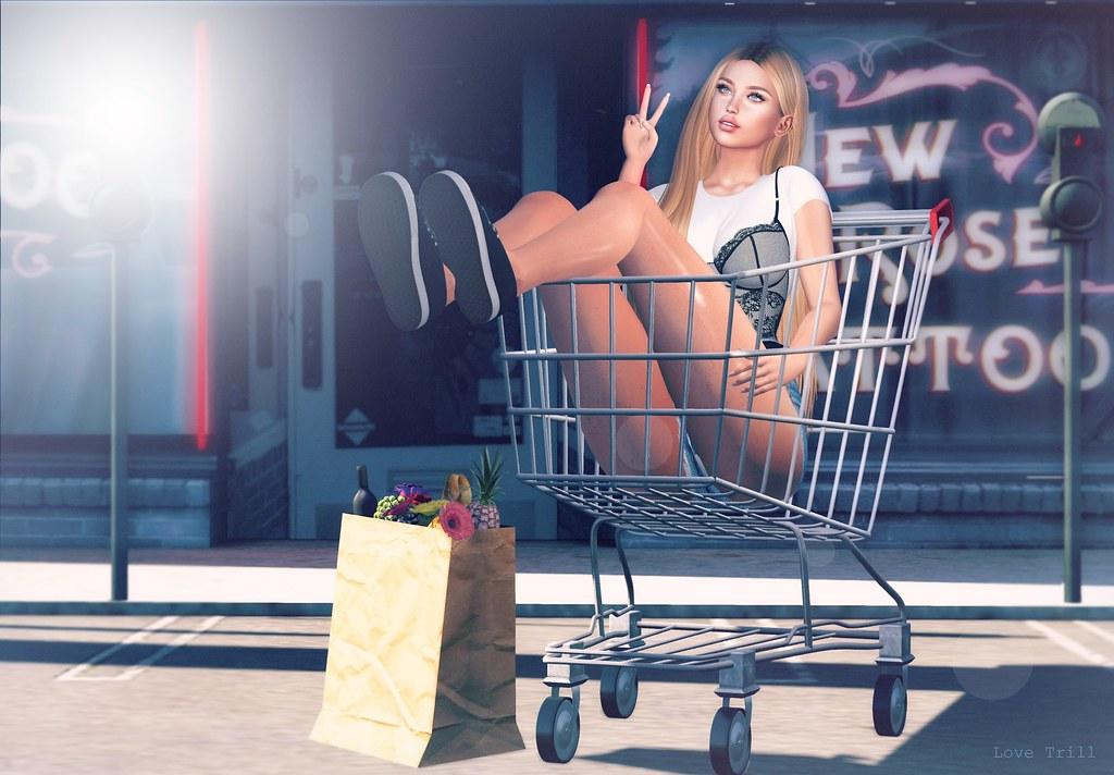 FabFree: Grab a cart and stock up at Addams!
