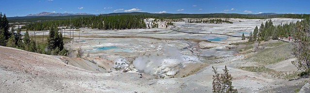 Geothermal basin overview