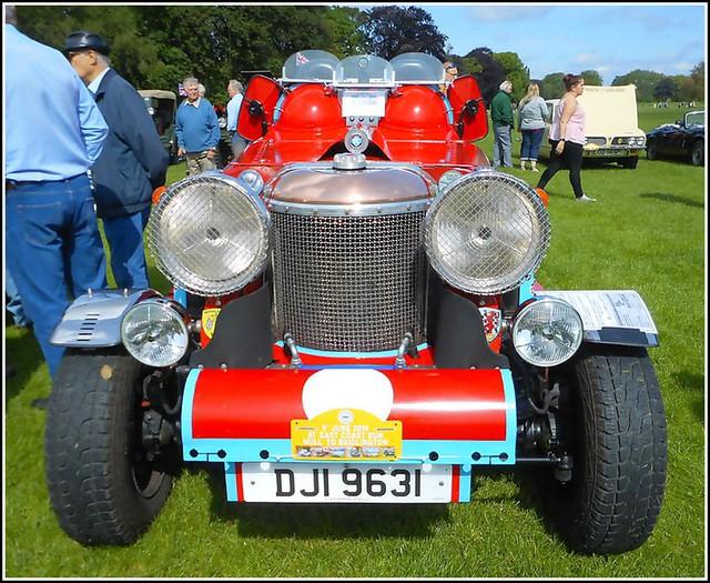 DIY Built Vintage Sports Car ..