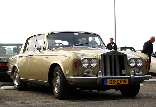 1975 Rolls-Royce Silver Shadow 6.75 V8