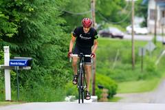 Climbing out of Conneautville