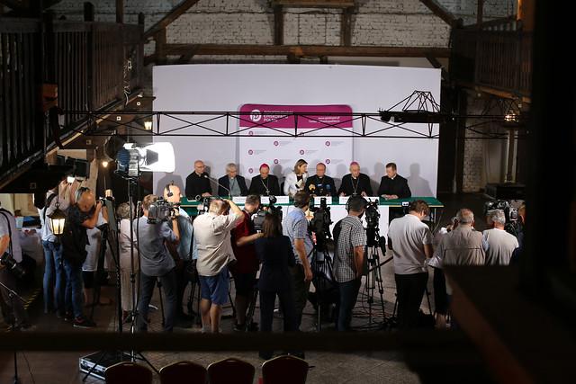 383. ZP KEP, Konferencja Prasowa, Wałbrzych 14 VI 2019 r.