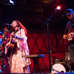 Fri, 14/06/2019 - 10:53am - Bedouine Live at Rockwood Music Hall, 6.5.19 Photographer: Kevin Albinder