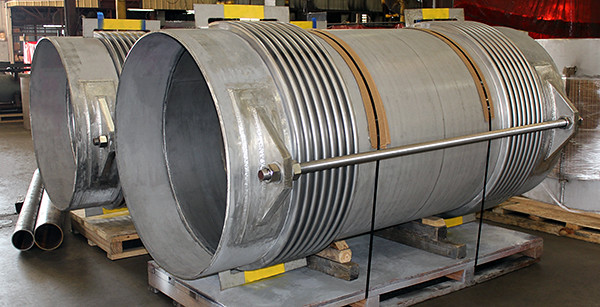 Custom Tied Universal Expansion Joints for a Chemical Plant in Texas