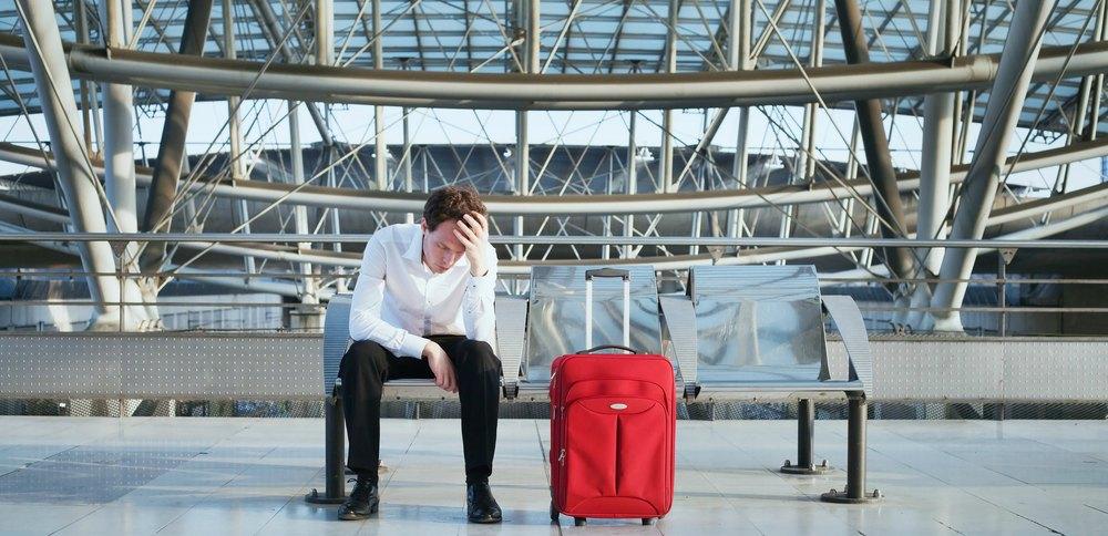 Onward Travel - bad news