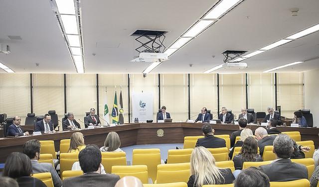 6º Debate Lista Tríplice - Brasília