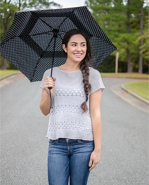 Hermosa Tee by Robin Allen for Euroflax Ljnen Sport