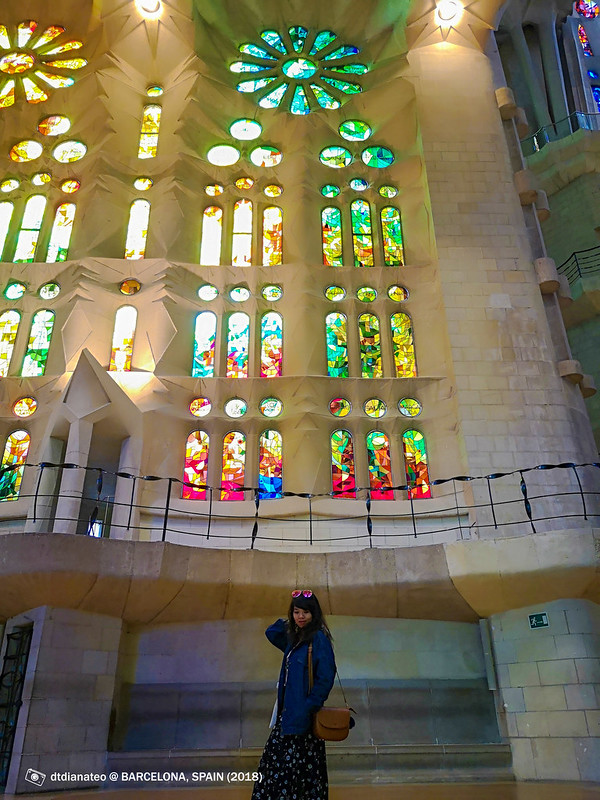2018 Spain Barcelona La Sagrada Familia 07