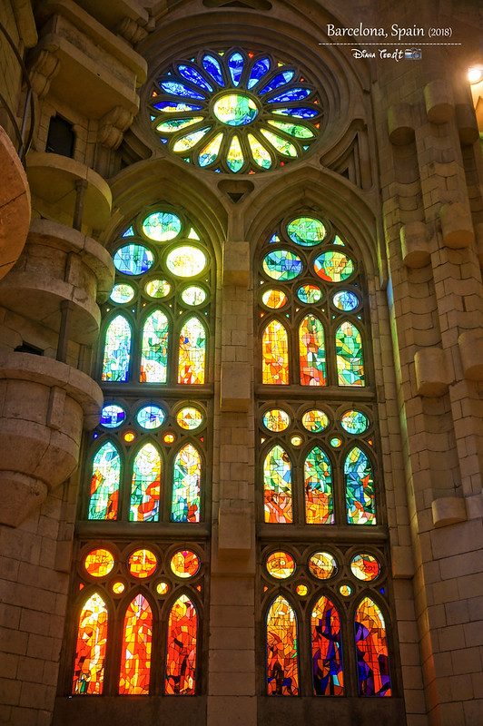 2018 Spain Barcelona La Sagrada Familia 03