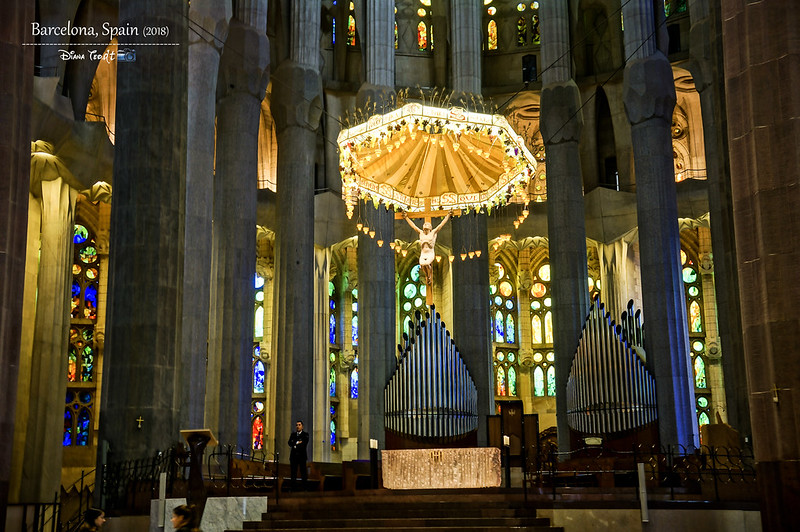 2018 Spain Barcelona La Sagrada Familia 04