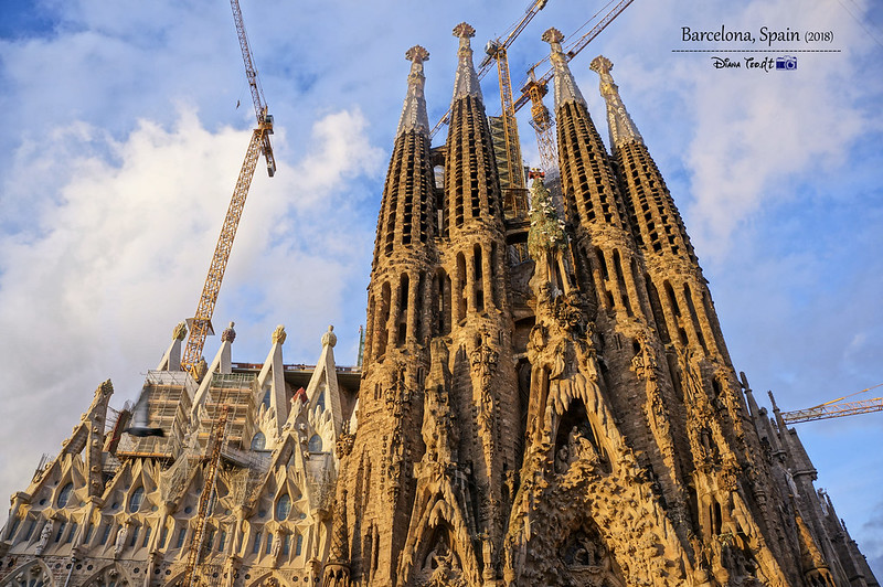 2018 Spain Barcelona La Sagrada Familia 01