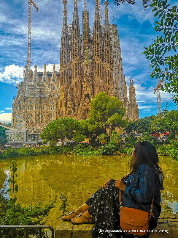 2018 Spain Barcelona La Sagrada Familia 09