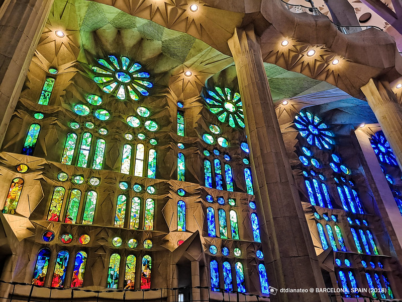 2018 Spain Barcelona La Sagrada Familia 05