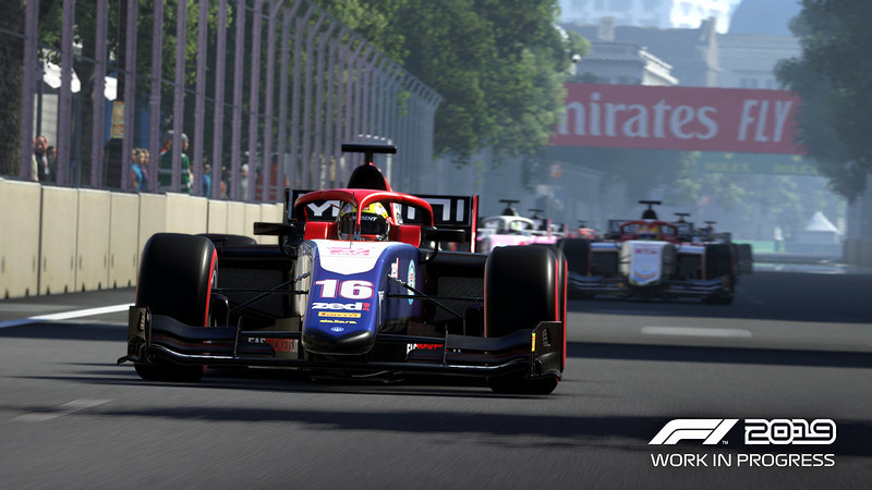 F1 2019 on PS4