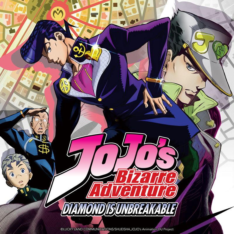 JoJo's Bizarre Adventure Set 004