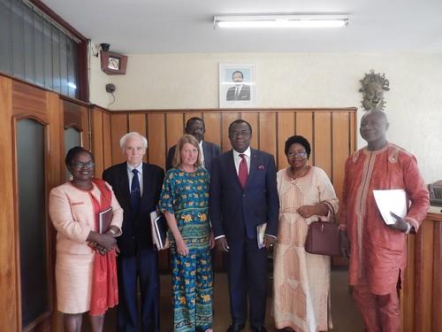 Cameroun Yaoundé avril 2019