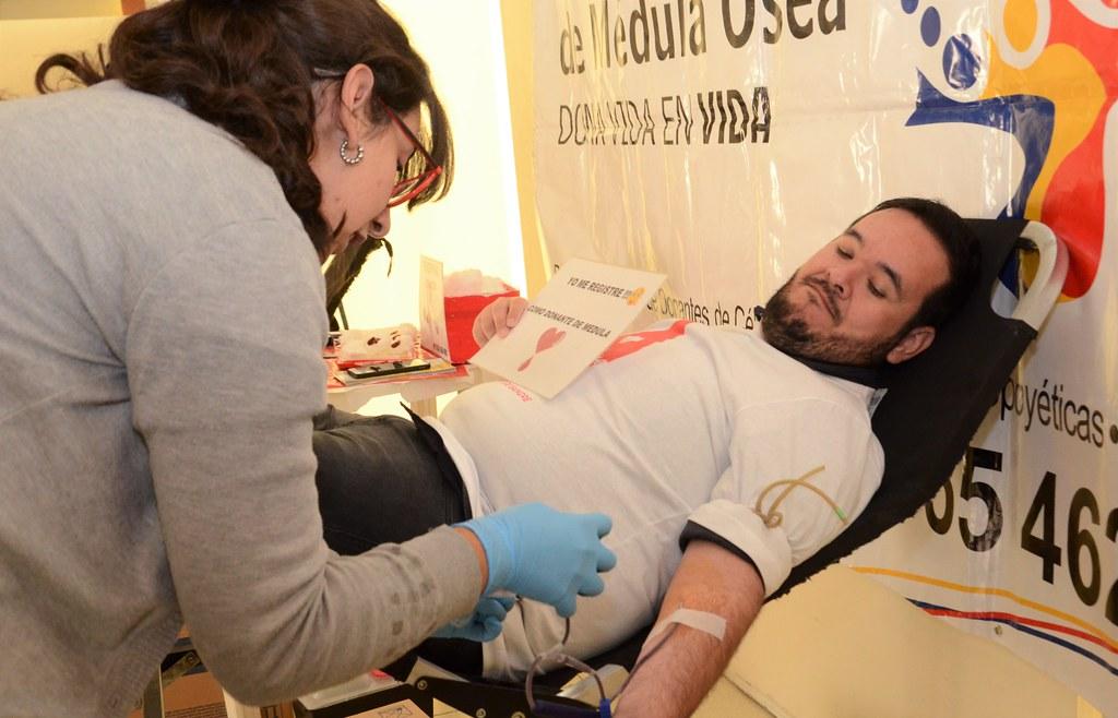 2019-06-14 SALUD: Día Internacional del Donante de Sangre