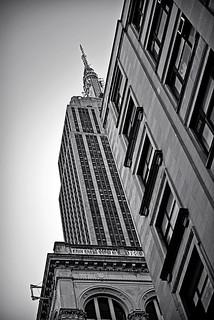 Empire black and white