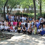 Reunión de asistentes del territorio de Monterrey