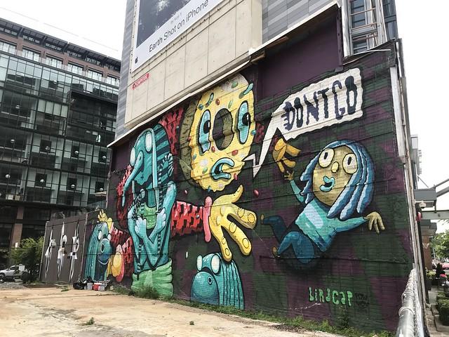 Mural in NoMa