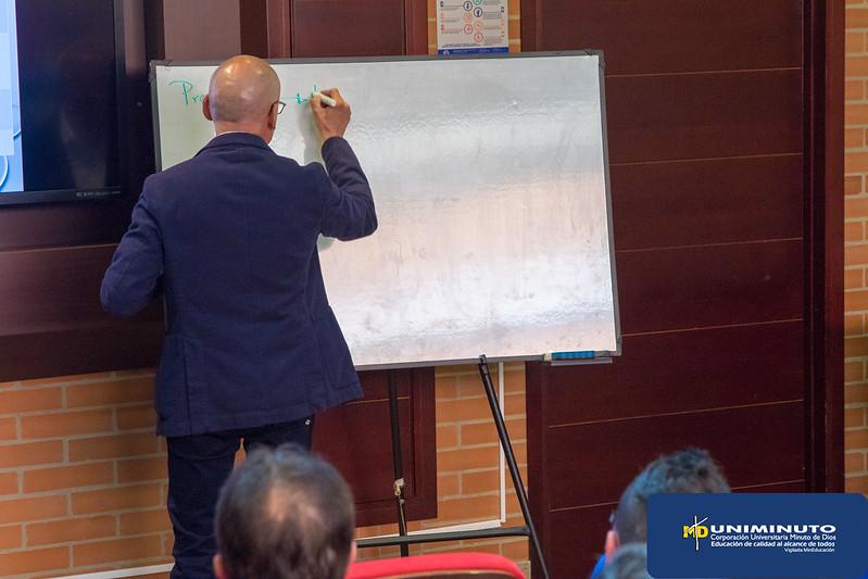 Capacitación con Dr. Fernando García