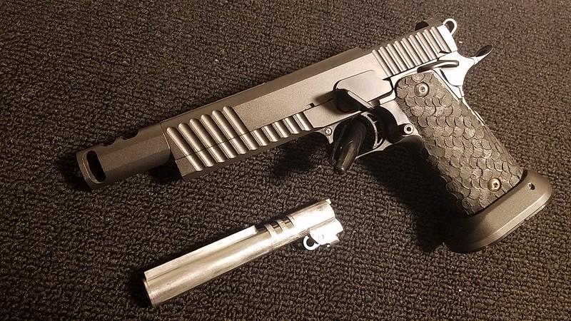 WTS: 2011 9mm Open gun