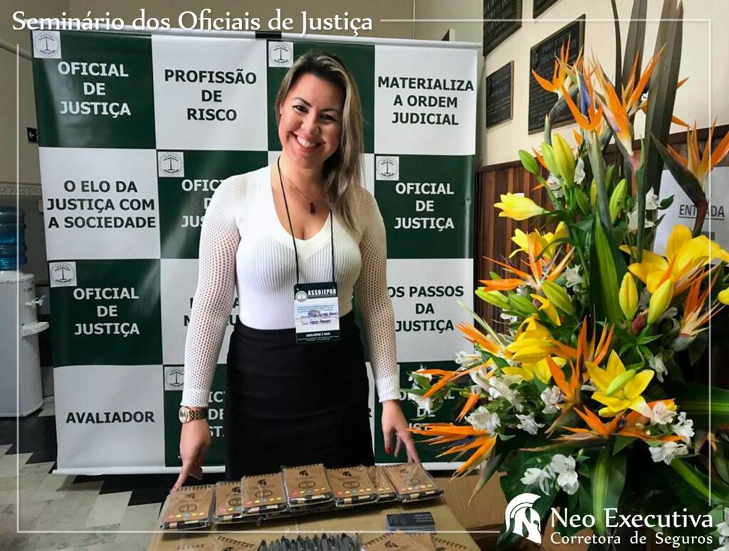 SEMINÁRIO DOS OFICIAIS DE JUSTIÇA - ASSOJEPAR