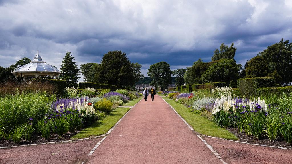Saughton Rose Garden
