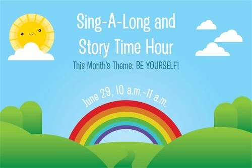 Story-Time Sing Along at Breakthrough Theatre in Winter Park