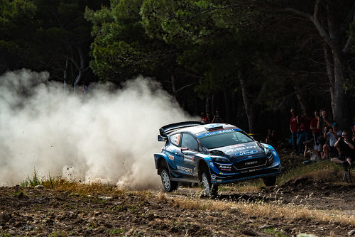 Sardegna 2019 - Ford Fiesta WRC Photo