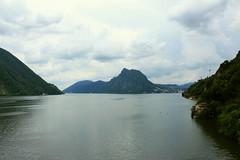 Lago di Lugano / Lake Lugano / Езерото Лугано