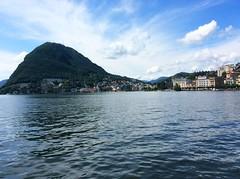 Lugano and Monte San Salvatore / Лугано и Монте Сан Салваторе