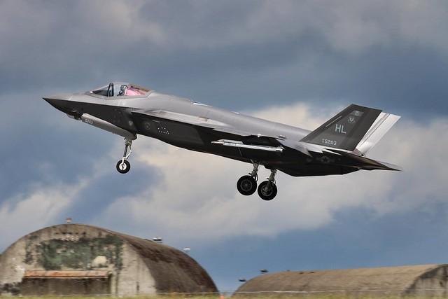 USAF F-35A Lightning II 15-5203
