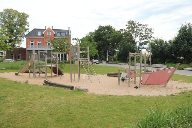 Spielplatz Hafenpromenade