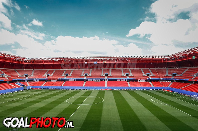 Stadion & Persconferentie 14-06-2019