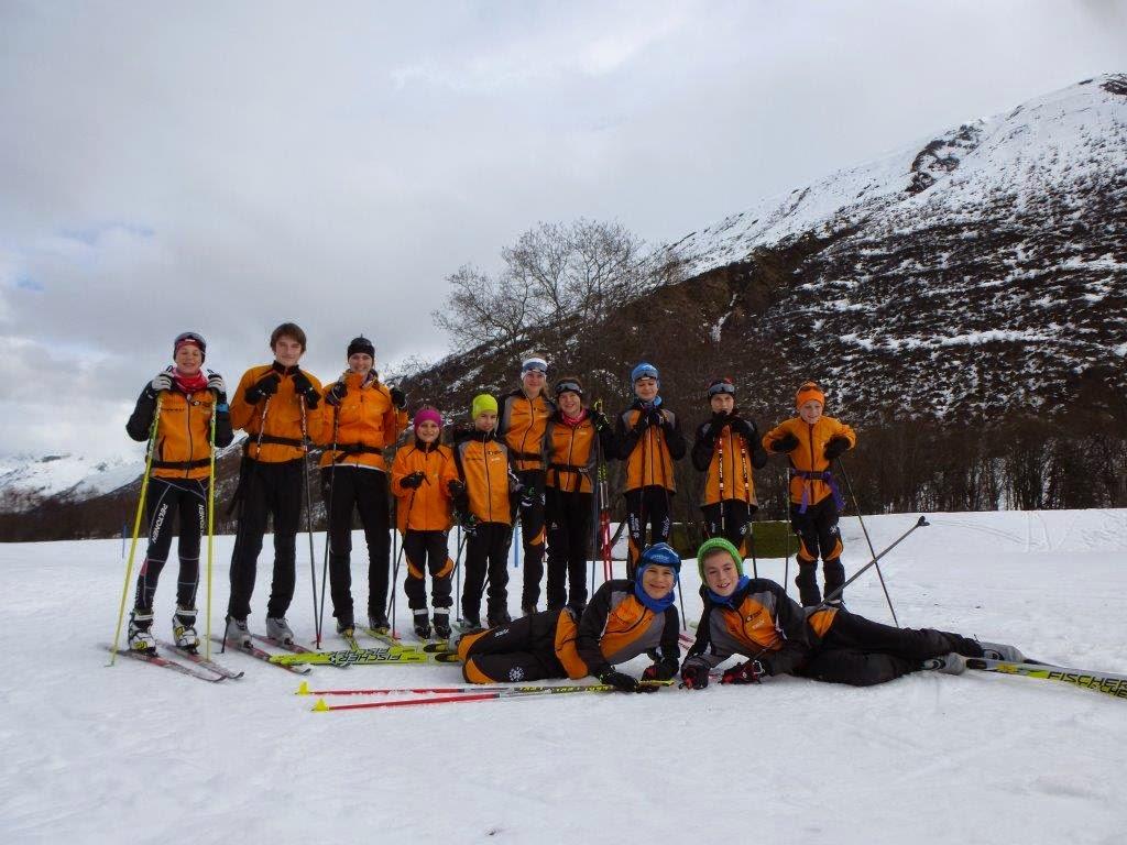 2014-11-29 Training-nordisch - Realp