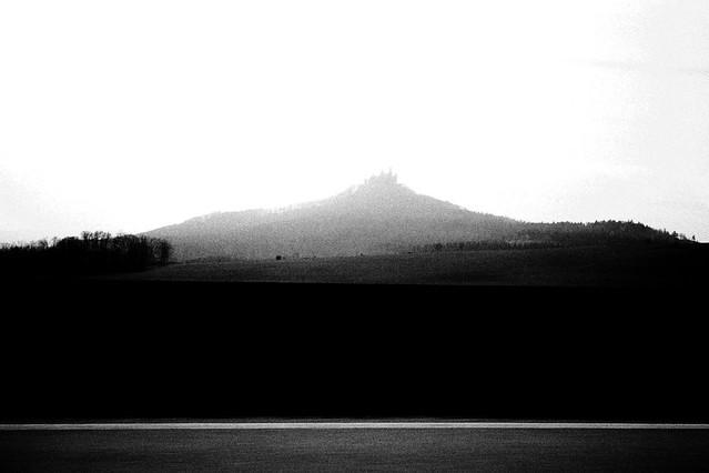 Castle Hohenzollern (Ricoh GR1)