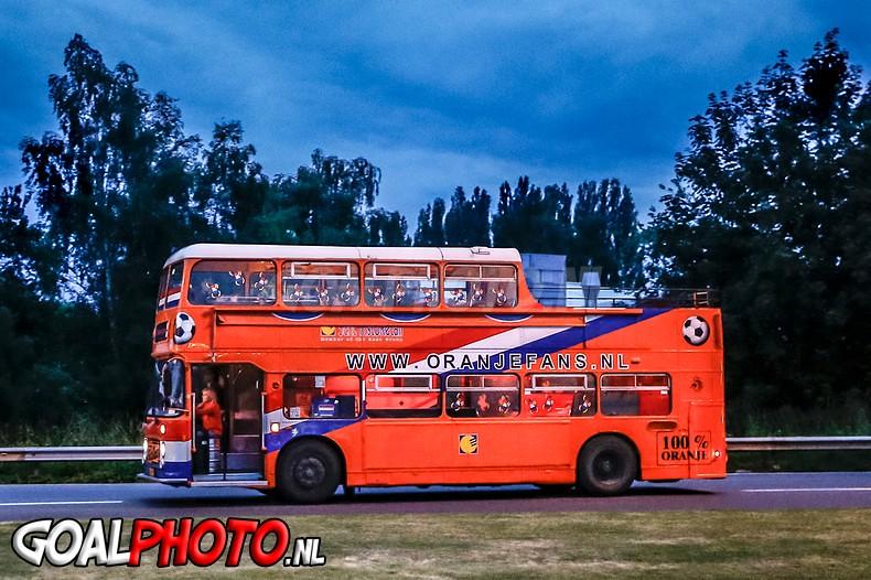 De Oranjebus in Cambrai